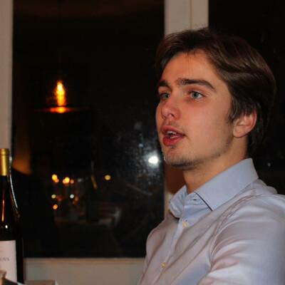 Thomas zoekt een Kamer / Studio in Den Haag