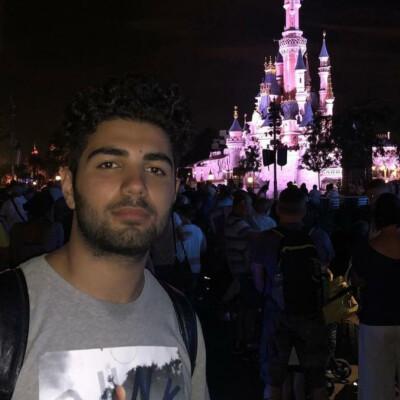 Ahmad zoekt een Kamer in Den Haag