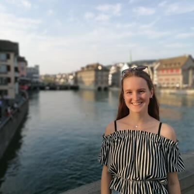 Hannah zoekt een Kamer in Den Haag